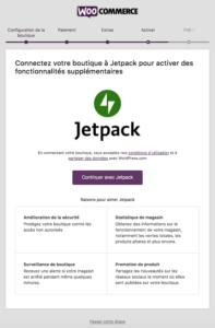 Installation de JetPack